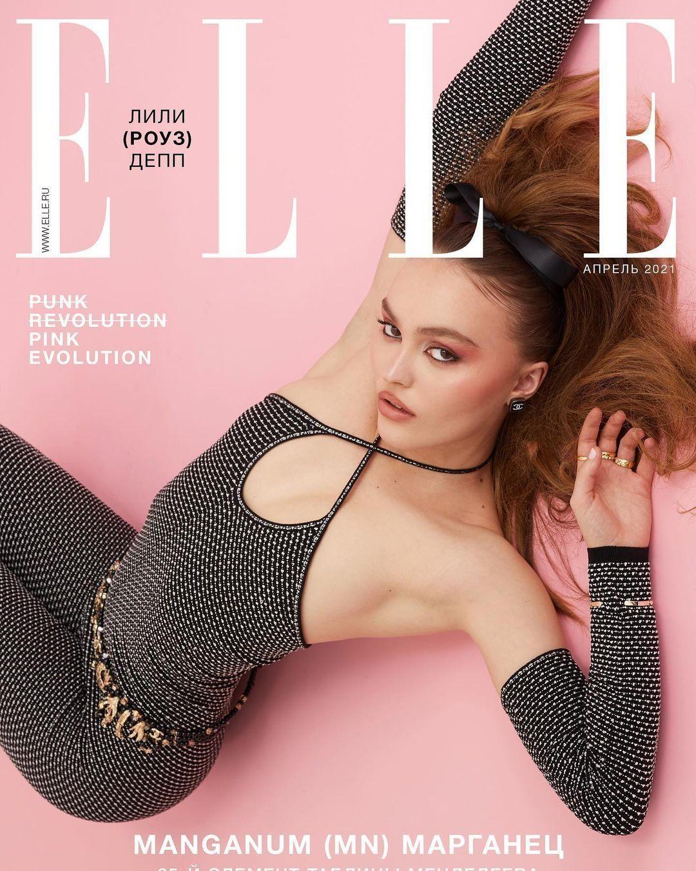 Jennie BLACKPINK liệu có lép vế khi đụng độ bìa báo với Lily-Rose Depp và Kendall Jenner? ảnh 3