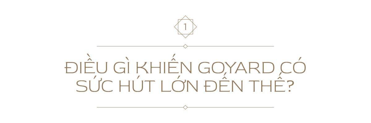 """Không phải Louis Vuitton hay Hermès, Goyard mới đang là lựa chọn của """"dân chơi đồ hiệu""""! ảnh 1"""