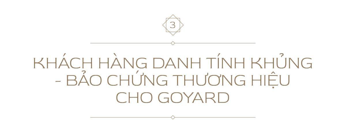 """Không phải Louis Vuitton hay Hermès, Goyard mới đang là lựa chọn của """"dân chơi đồ hiệu""""! ảnh 7"""