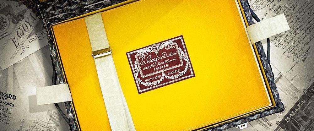 """Không phải Louis Vuitton hay Hermès, Goyard mới đang là lựa chọn của """"dân chơi đồ hiệu""""! ảnh 17"""