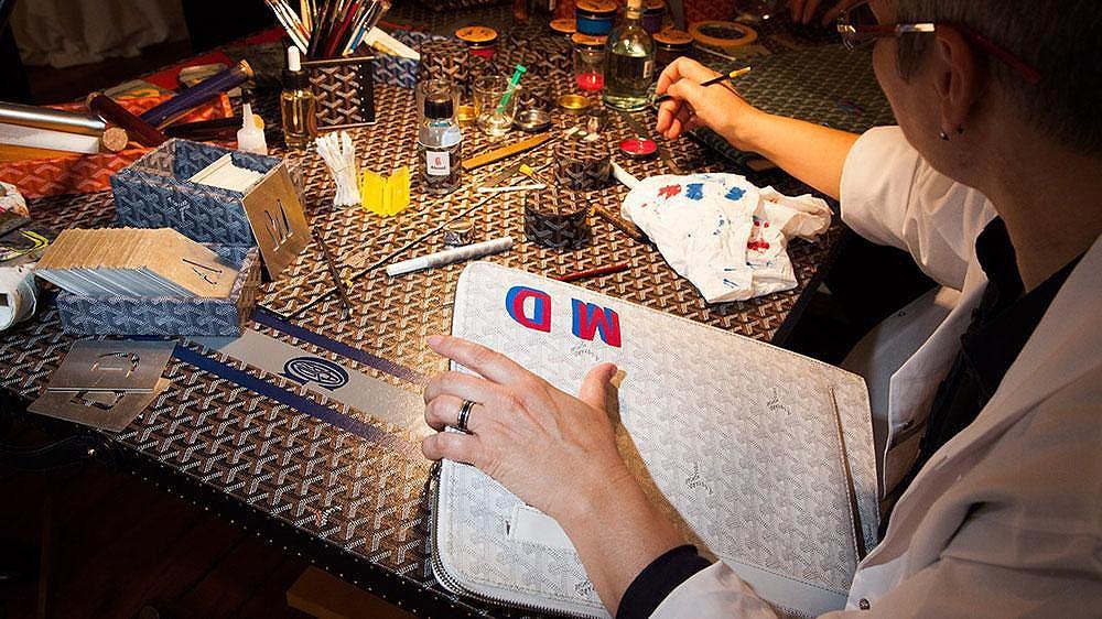 """Không phải Louis Vuitton hay Hermès, Goyard mới đang là lựa chọn của """"dân chơi đồ hiệu""""! ảnh 12"""