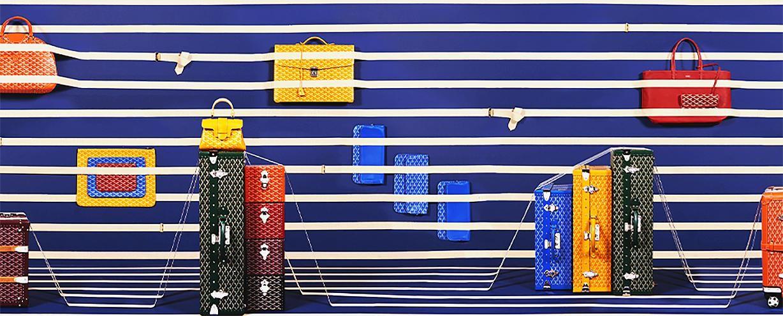 """Không phải Louis Vuitton hay Hermès, Goyard mới đang là lựa chọn của """"dân chơi đồ hiệu""""! ảnh 2"""