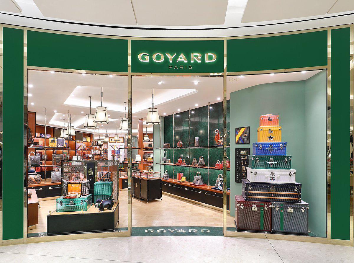 """Không phải Louis Vuitton hay Hermès, Goyard mới đang là lựa chọn của """"dân chơi đồ hiệu""""! ảnh 14"""