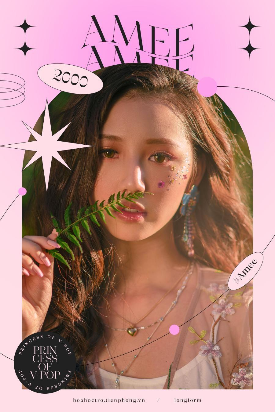 """Đặt ngôi sao hi vọng vào 3 nàng """"công chúa mới"""" của V-Pop: Amee, Hoàng Duyên, Juky San  ảnh 2"""