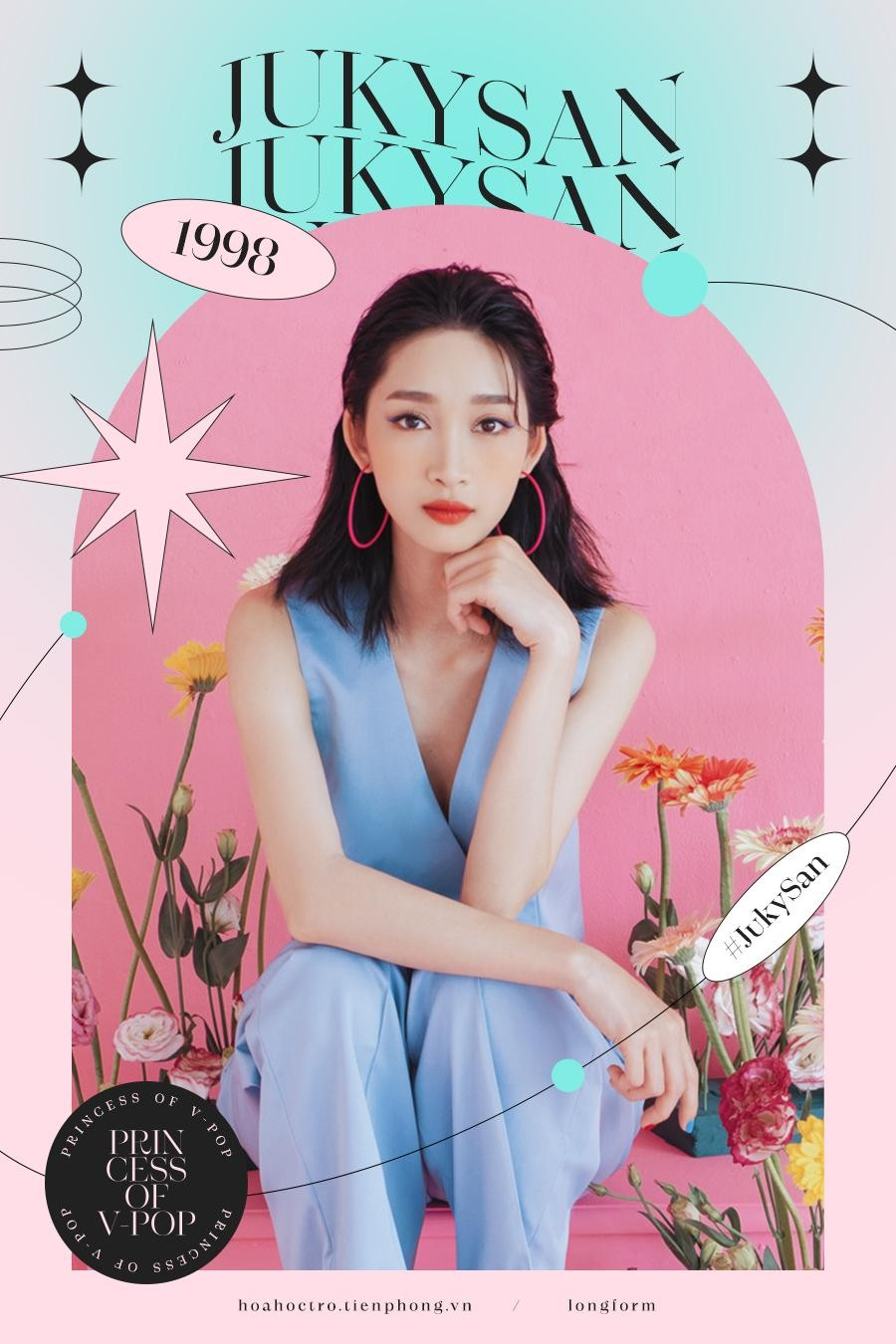 """Đặt ngôi sao hi vọng vào 3 nàng """"công chúa mới"""" của V-Pop: Amee, Hoàng Duyên, Juky San  ảnh 4"""