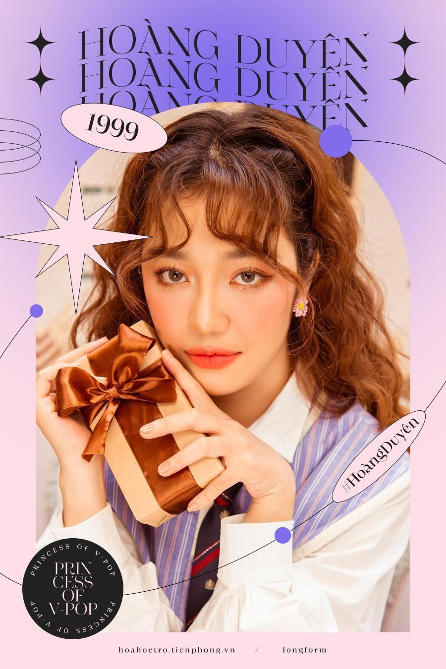 """Đặt ngôi sao hi vọng vào 3 nàng """"công chúa mới"""" của V-Pop: Amee, Hoàng Duyên, Juky San  ảnh 6"""