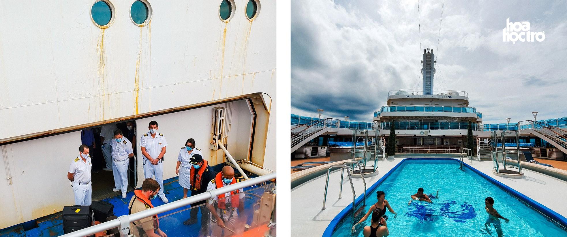 Hải trình sóng gió của chàng trai Việt mắc kẹt đã 6 tháng trên tàu viễn dương vì COVID-19 ảnh 6
