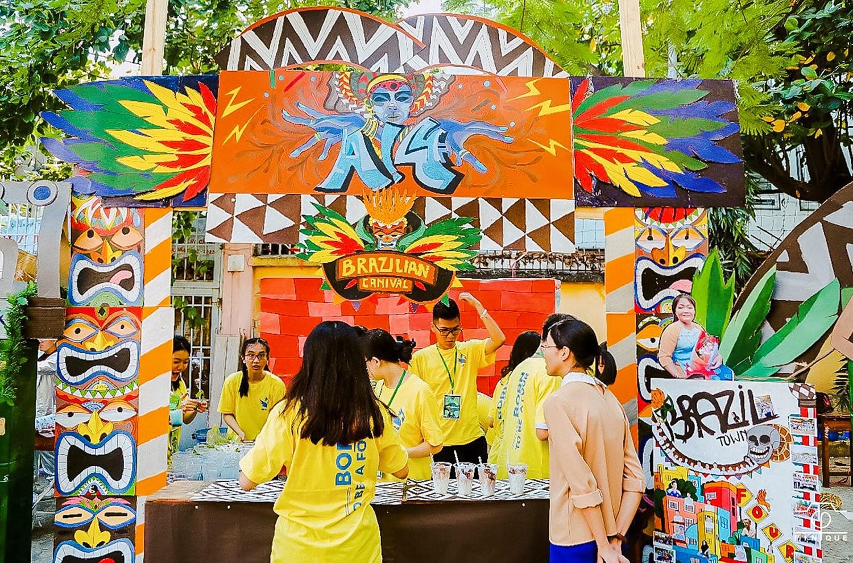 Ngôi trường trong mơ THPT Nguyễn Thượng Hiền (TP.HCM): Nắng Thượng Hiền - Nhớ thương hoài ảnh 7