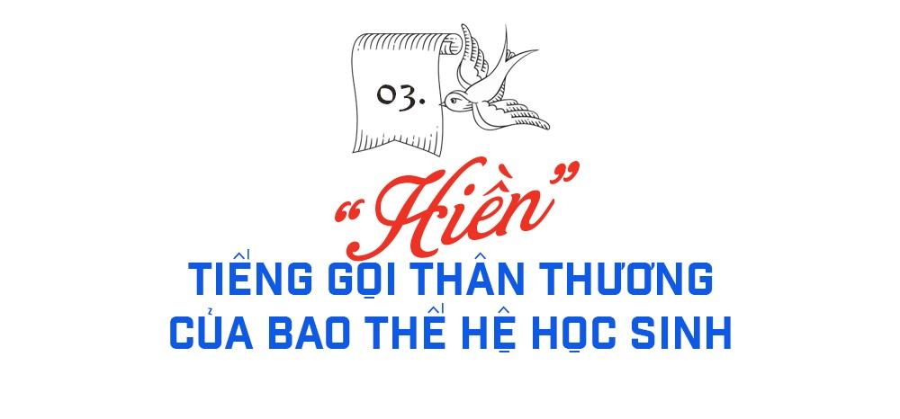 Ngôi trường trong mơ THPT Nguyễn Thượng Hiền (TP.HCM): Nắng Thượng Hiền - Nhớ thương hoài ảnh 12
