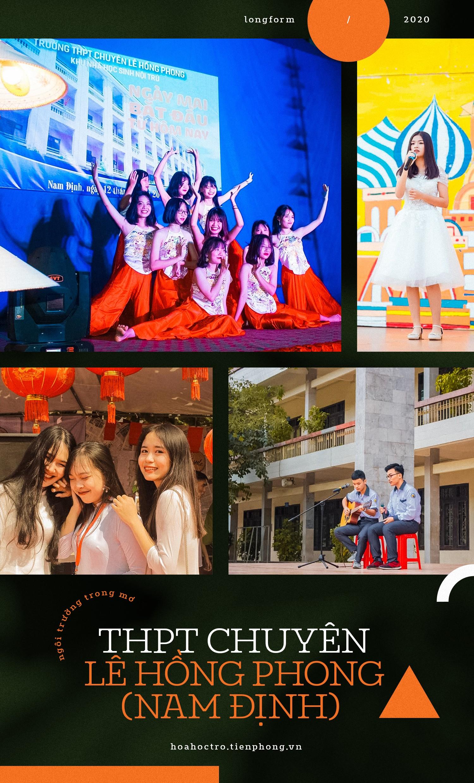 """THPT Chuyên Lê Hồng Phong (Nam Định): """"Đầu cầu"""" của những ước mơ ảnh 6"""