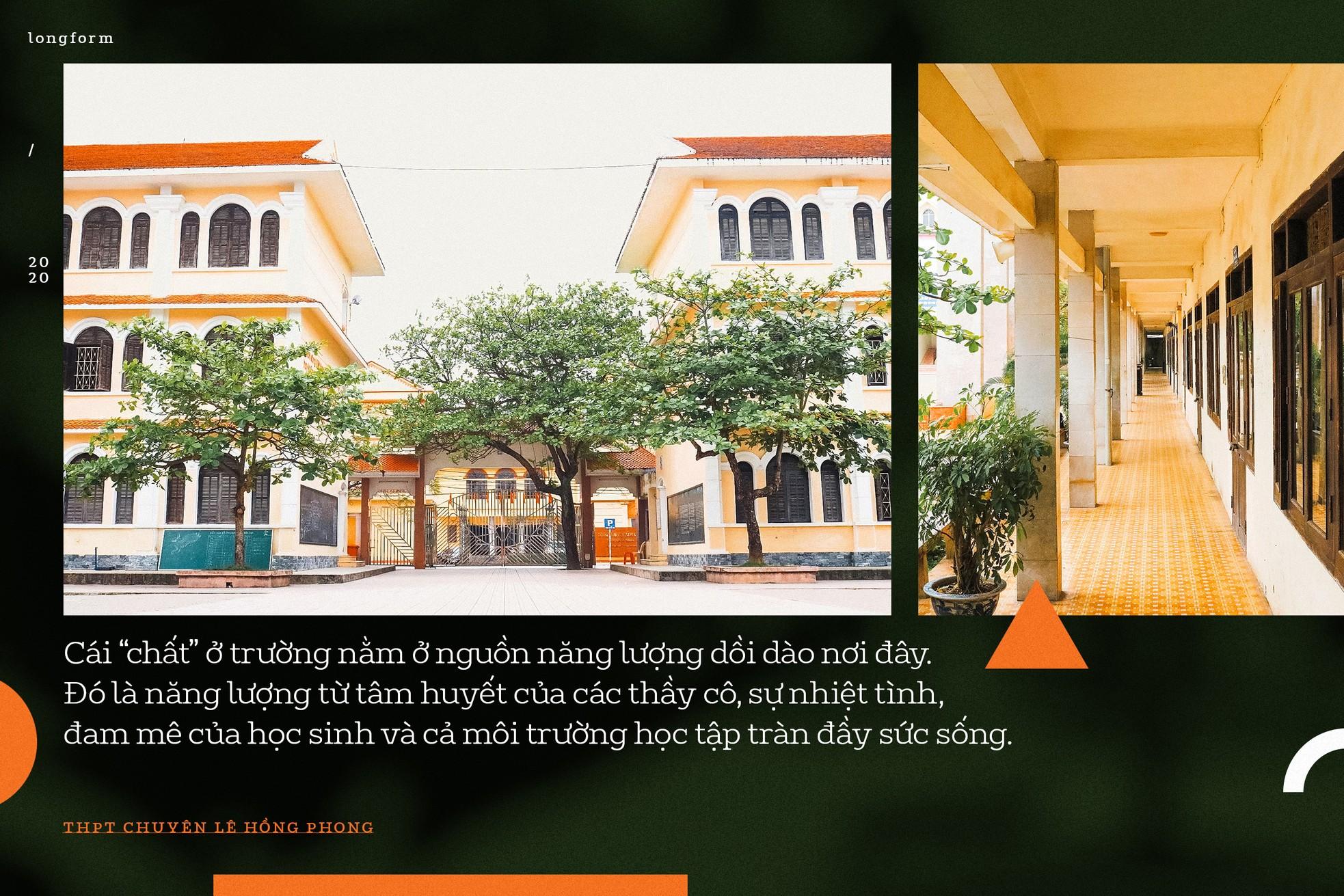 """THPT Chuyên Lê Hồng Phong (Nam Định): """"Đầu cầu"""" của những ước mơ ảnh 4"""