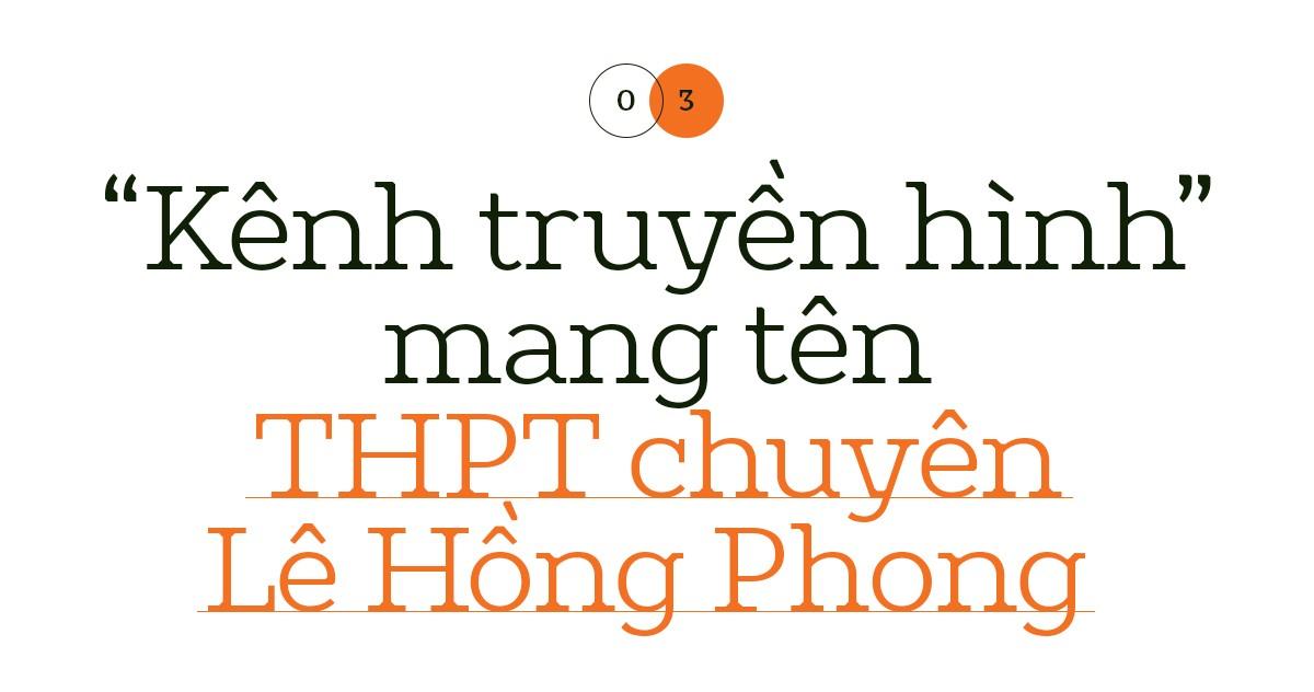 """THPT Chuyên Lê Hồng Phong (Nam Định): """"Đầu cầu"""" của những ước mơ ảnh 7"""
