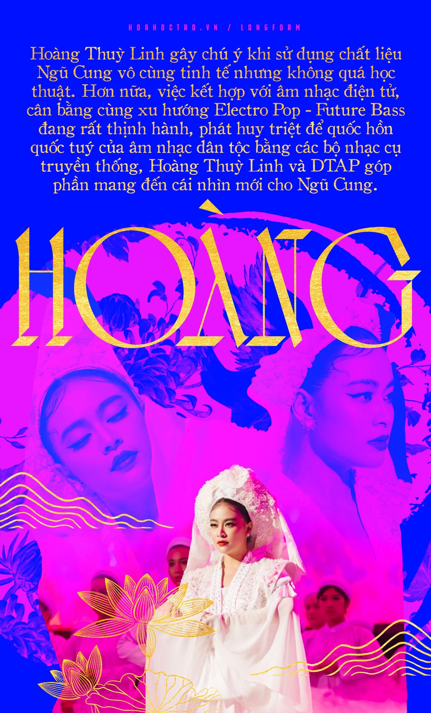 """Nhạc Ngũ Cung có gì """"hot"""" mà từ Hoàng Thùy Linh tới Jack đều gửi trọn niềm tin? ảnh 3"""