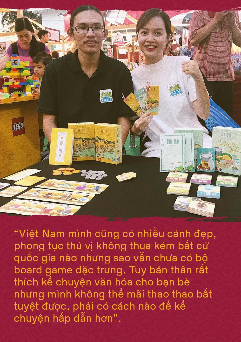 Gặp Tuệ Mẫn & Thiện Toàn - hai người trẻ mang board game Việt chinh phục thế giới ảnh 2