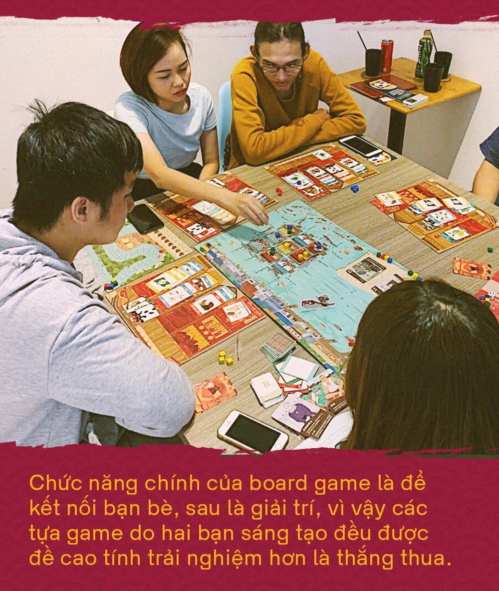 Gặp Tuệ Mẫn & Thiện Toàn - hai người trẻ mang board game Việt chinh phục thế giới ảnh 9