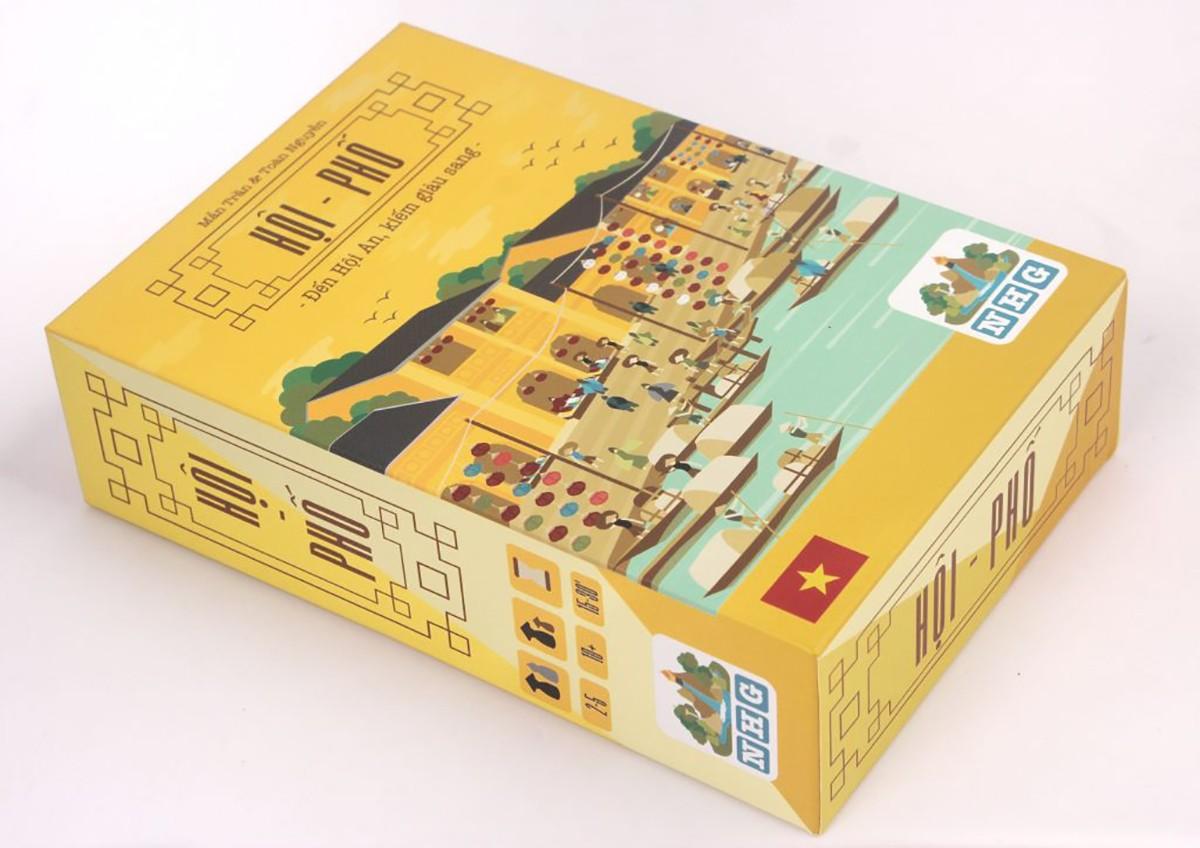 Gặp Tuệ Mẫn & Thiện Toàn - hai người trẻ mang board game Việt chinh phục thế giới ảnh 7
