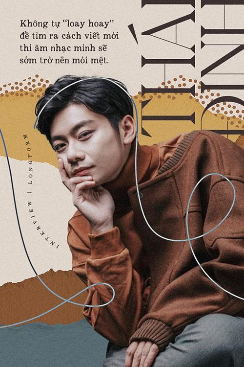 """Thái Đinh: """"Không tham lam đến mức ép khán giả phải yêu mến mình trong mọi sản phẩm"""" ảnh 2"""
