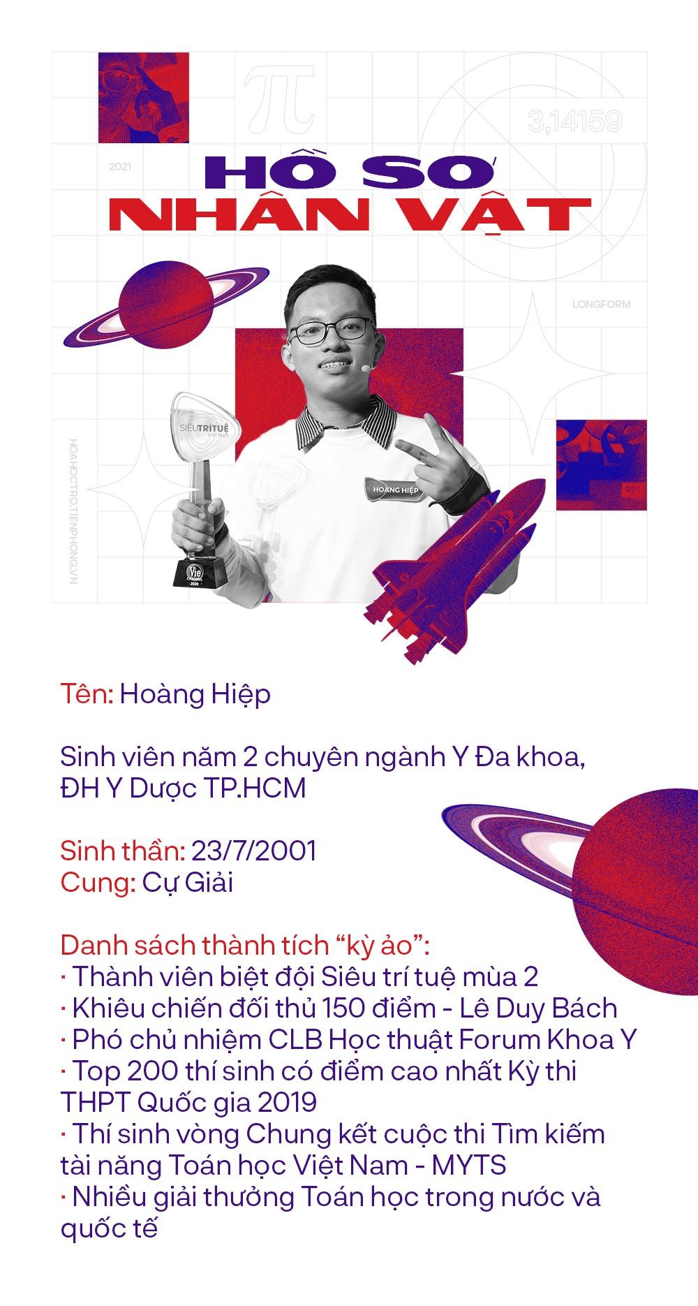 """""""Siêu trí tuệ"""" Hoàng Hiệp: """"Chứng minh người Việt Nam có thể trở thành người giỏi nhất"""" ảnh 1"""