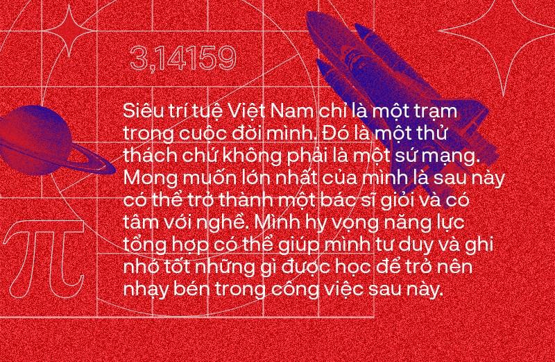 """""""Siêu trí tuệ"""" Hoàng Hiệp: """"Chứng minh người Việt Nam có thể trở thành người giỏi nhất"""" ảnh 7"""