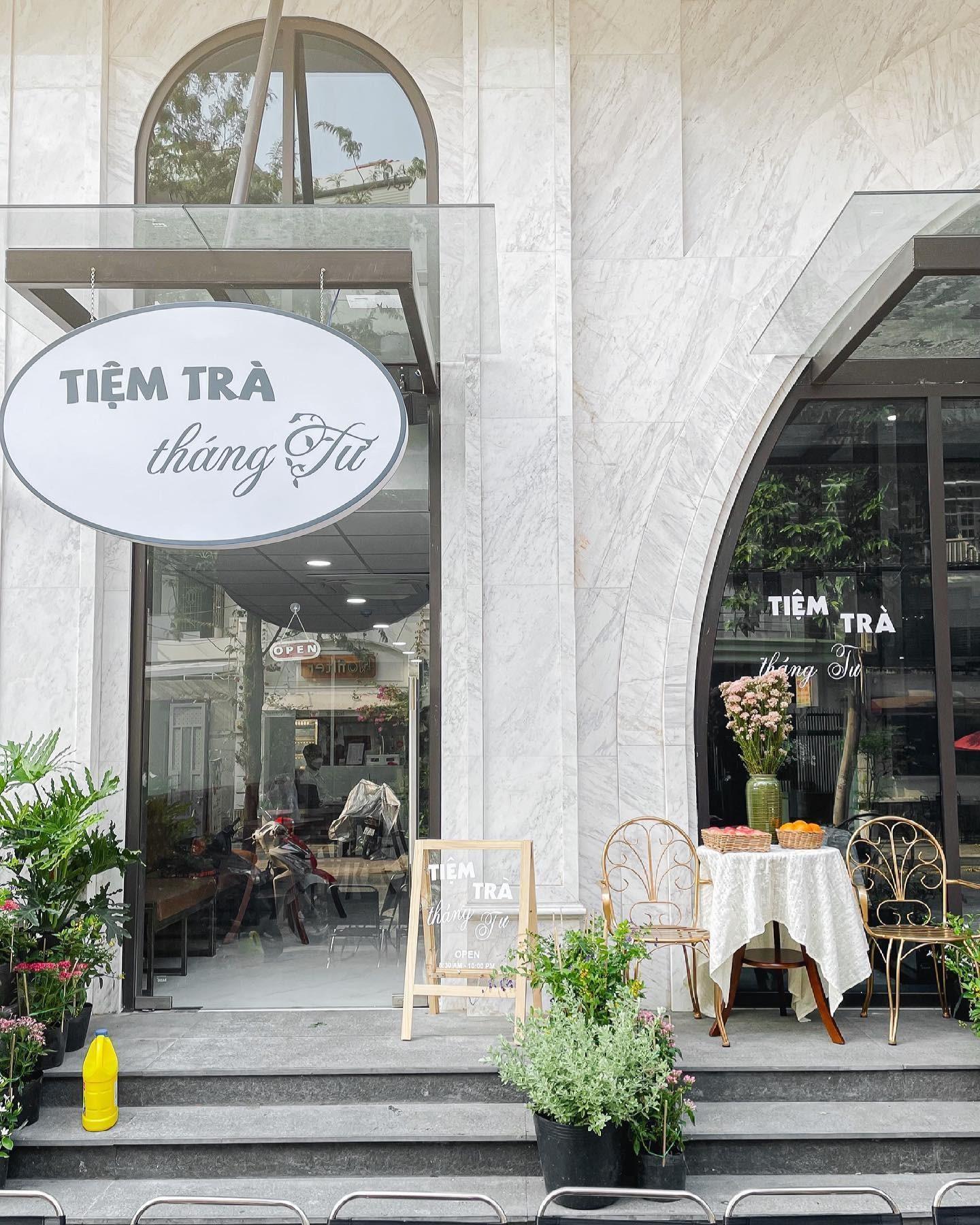 Hẹn hò Sài Gòn: Trốn nắng tại những tiệm trà mát xanh như một khu vườn nhỏ ảnh 4
