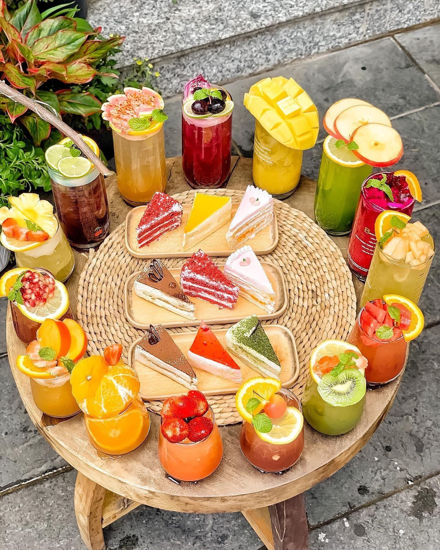 Hẹn hò Sài Gòn: Trốn nắng tại những tiệm trà mát xanh như một khu vườn nhỏ ảnh 1
