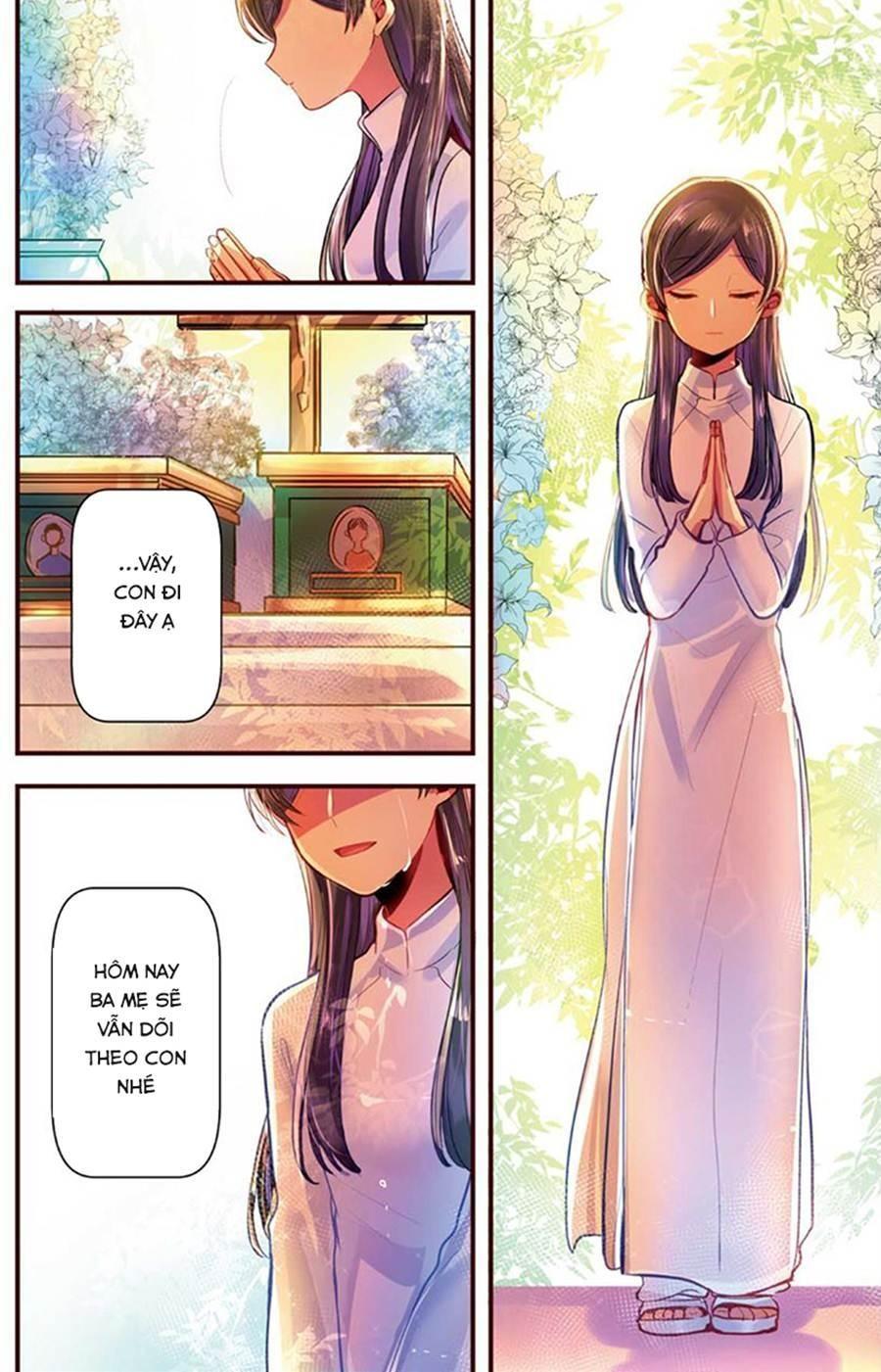 """Ngắm những địa danh thân thuộc của Việt Nam qua bộ truyện tranh Nhật Bản """"Little Lotus"""" ảnh 3"""
