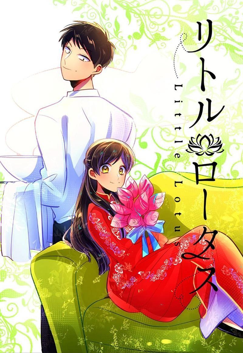 """Ngắm những địa danh thân thuộc của Việt Nam qua bộ truyện tranh Nhật Bản """"Little Lotus"""" ảnh 5"""