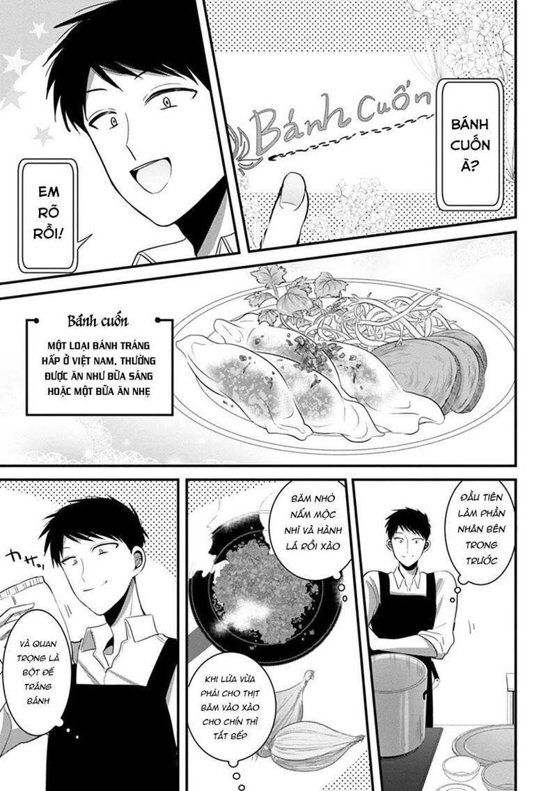 """Ngắm những địa danh thân thuộc của Việt Nam qua bộ truyện tranh Nhật Bản """"Little Lotus"""" ảnh 12"""