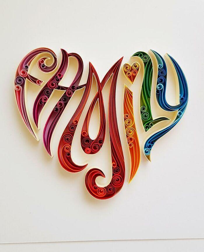 Ngắm những bức tranh giấy xoắn đẹp mê hồn dưới bàn tay nghệ sĩ Bulgaria ảnh 15