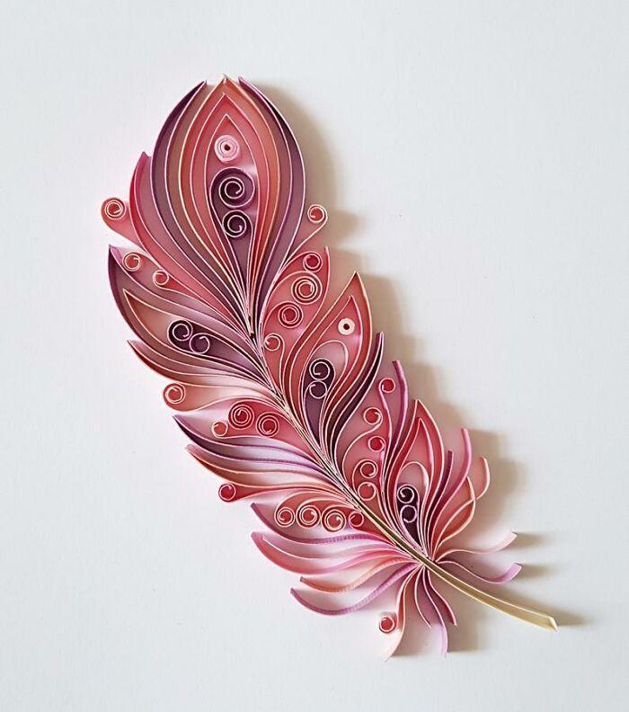 Ngắm những bức tranh giấy xoắn đẹp mê hồn dưới bàn tay nghệ sĩ Bulgaria ảnh 9