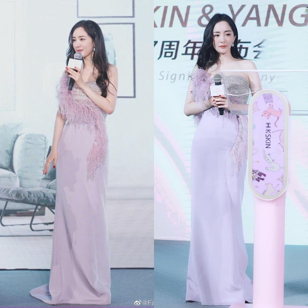 Khổ như Dương Mịch: Nỗ lực diện đồ Haute Couture cao cấp mùa mới nhất nhưng vẫn bị chê ảnh 5