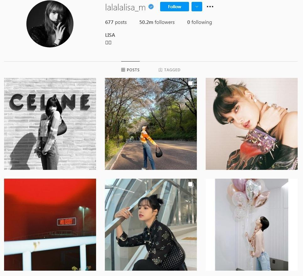 Đâu là điểm chung giữa loạt ảnh hơn 6 triệu người like trên Instagram của Lisa? ảnh 1