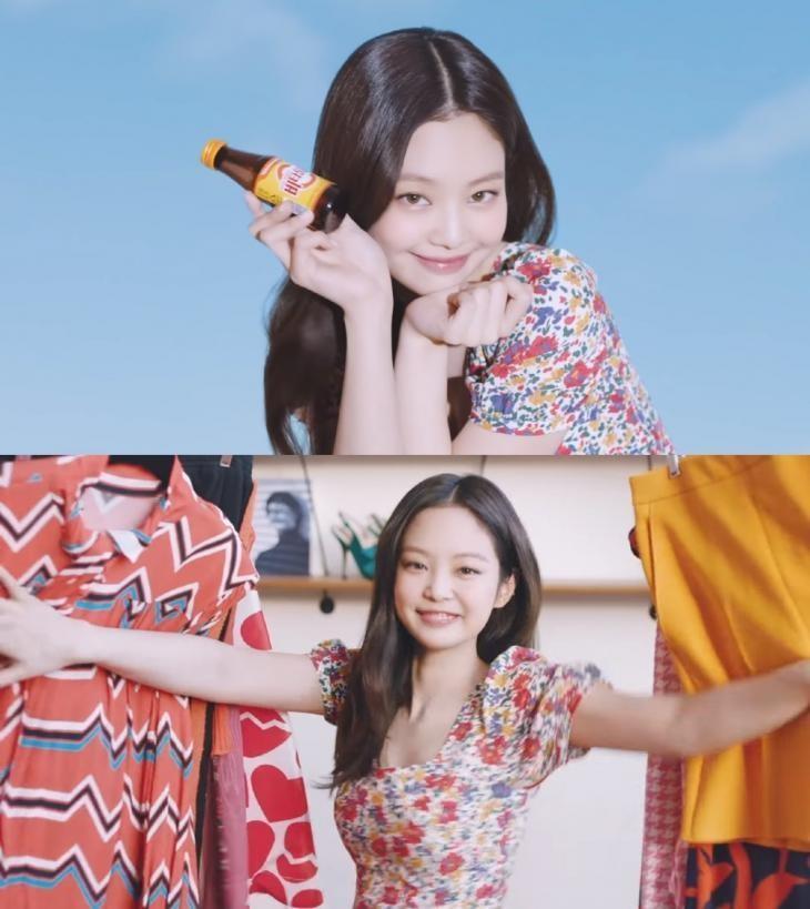 """Không phải idol có nhiều quảng cáo nhất nhưng Jennie được gọi là """"Nữ thần CF"""" vì lý do này ảnh 9"""