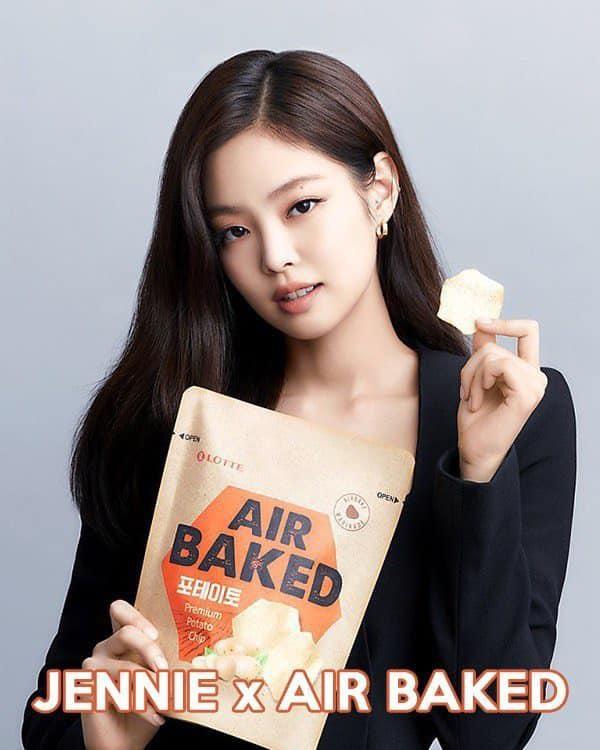"""Không phải idol có nhiều quảng cáo nhất nhưng Jennie được gọi là """"Nữ thần CF"""" vì lý do này ảnh 5"""