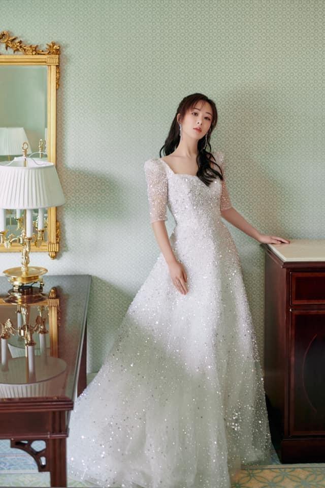 """Sau tất cả, Dương Tử cũng đã tìm thấy kiểu váy chân ái, được khen """"lộng lẫy như công chúa"""" ảnh 6"""