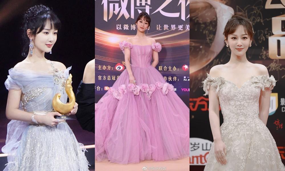 """Sau tất cả, Dương Tử cũng đã tìm thấy kiểu váy chân ái, được khen """"lộng lẫy như công chúa"""" ảnh 2"""