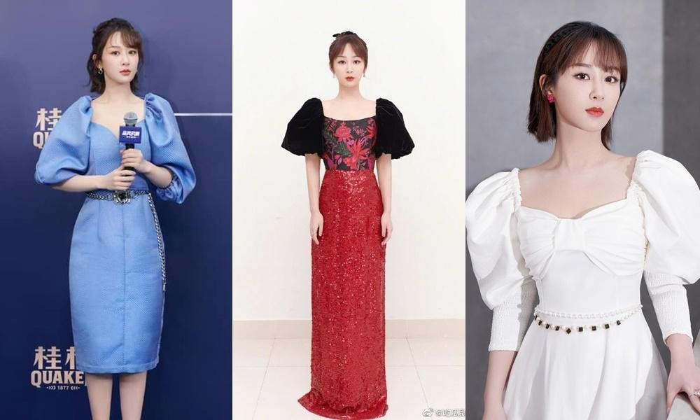 """Sau tất cả, Dương Tử cũng đã tìm thấy kiểu váy chân ái, được khen """"lộng lẫy như công chúa"""" ảnh 4"""