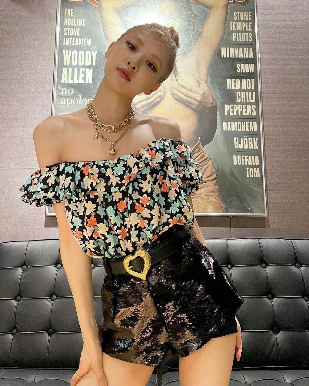 Mẫu vòng Tiffany & Co. này có gì đặc biệt mà Rosé (BLACKPINK) đeo cả năm chưa thấy chán? ảnh 13