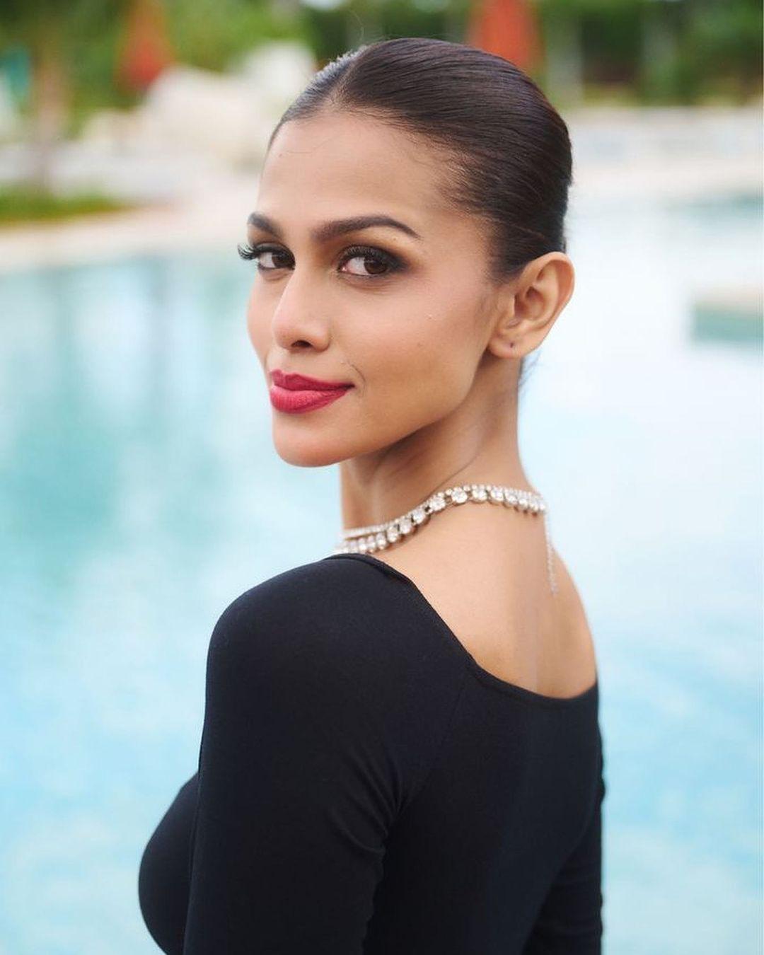"""Á hậu 3 Miss Universe lần thứ 69: Ngắm nhan sắc """"đỉnh chóp"""" của đại diện đẹp nhất châu Á ảnh 7"""