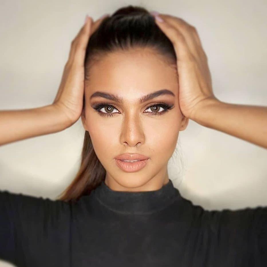 """Á hậu 3 Miss Universe lần thứ 69: Ngắm nhan sắc """"đỉnh chóp"""" của đại diện đẹp nhất châu Á ảnh 2"""
