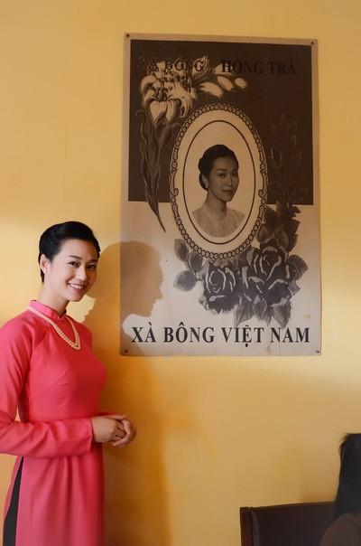 Khánh My hóa thân thành mỹ nhân Sài Gòn thời xưa ảnh 6