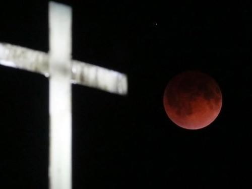 Độc đáo cảnh 'trăng máu' ở khắp thế giới ảnh 12