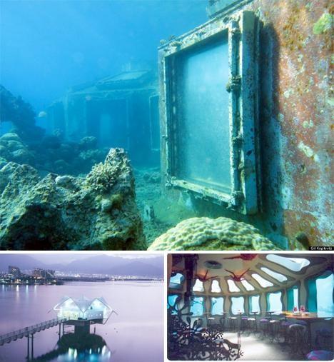 Khám phá 7 kỳ quan thế giới dưới đáy đại dương ảnh 1