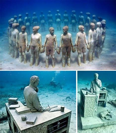 Khám phá 7 kỳ quan thế giới dưới đáy đại dương ảnh 3