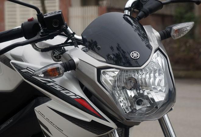 Trải nghiệm xế nổ thể thao Yamaha FZ150i ảnh 10