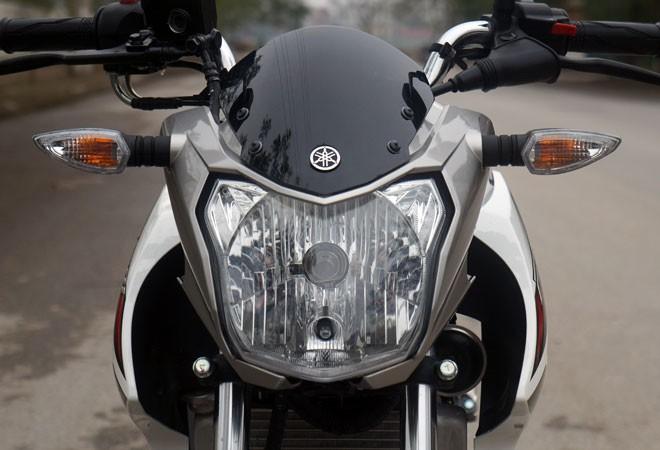 Trải nghiệm xế nổ thể thao Yamaha FZ150i ảnh 11