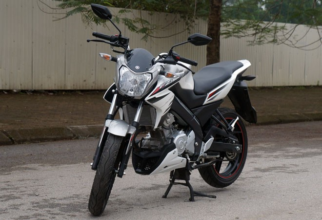 Trải nghiệm xế nổ thể thao Yamaha FZ150i ảnh 1
