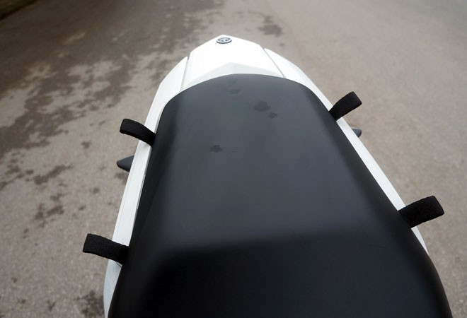 Trải nghiệm xế nổ thể thao Yamaha FZ150i ảnh 29
