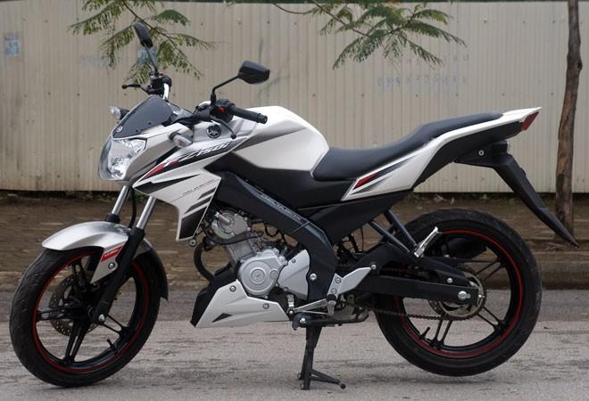 Trải nghiệm xế nổ thể thao Yamaha FZ150i ảnh 3
