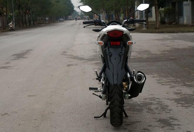 Trải nghiệm xế nổ thể thao Yamaha FZ150i ảnh 5